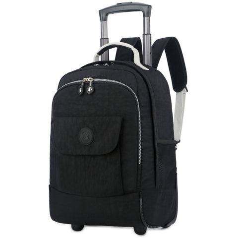 Entrepreneur's Club - Rolling Travel Backpack - My Fifth Avenue