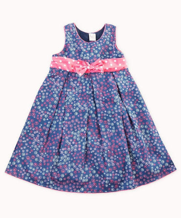 Amelie Cotton Toddler Dress