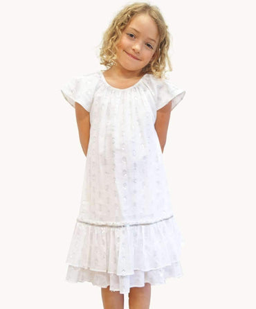Angel Frill Dress