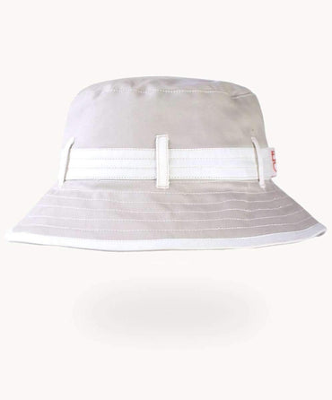 Beige Summer Hat