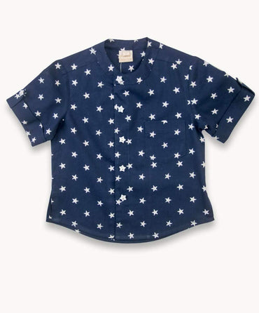 Blue Star Granddad Shirt
