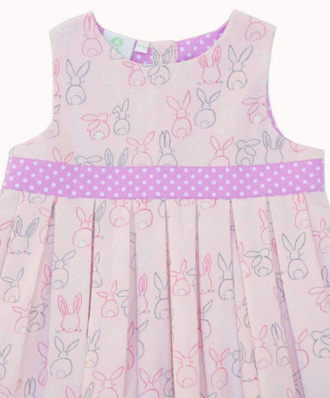 Bunny Corduroy Dress