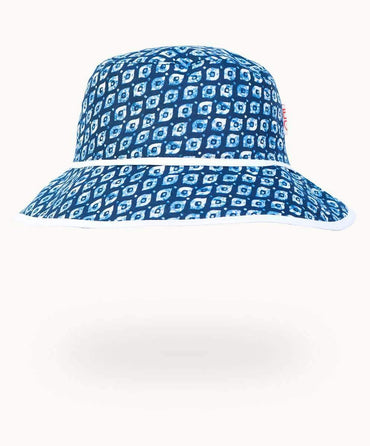Byron Blues Cotton Sunhat
