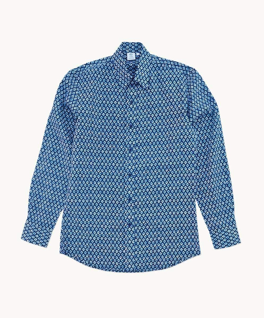 Byron Blues Men's Casual Shirt