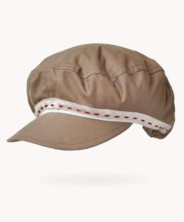 Camel Cotton Twill Hat