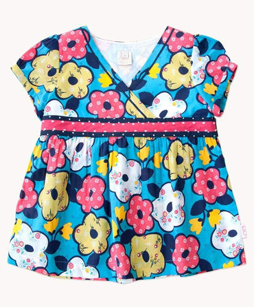 Colorful Bo Peep Summer Top
