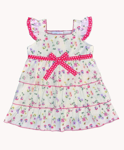 Ditsy Floral Summer Dress