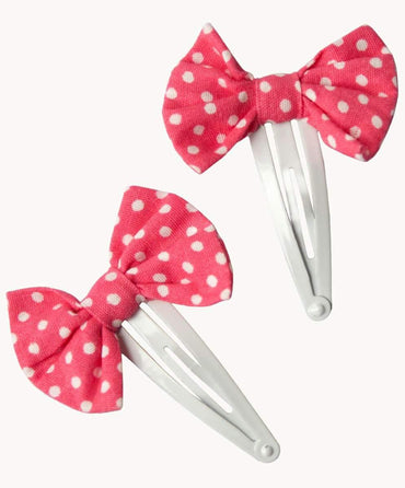 Emma Bow Hairclips