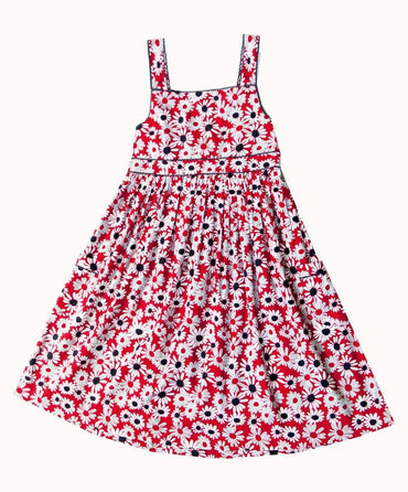 French Daisy Sundress