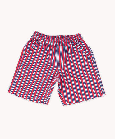 Fun Sami Striped Shorts