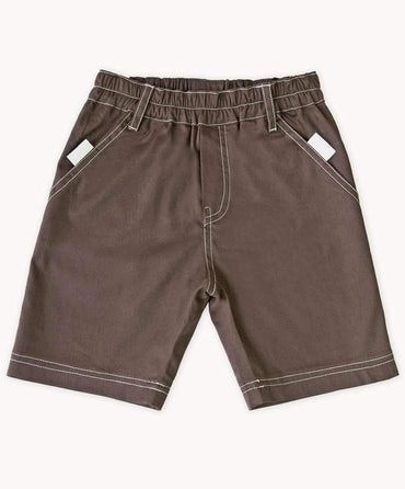 Handy Chocolate Twill Shorts