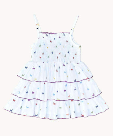 Liama Tiered Dress