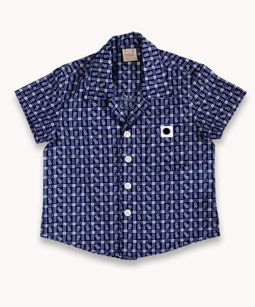 Mini Fruit Cotton Shirt