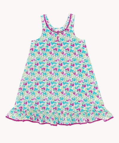 Pansy Pop Night Dress