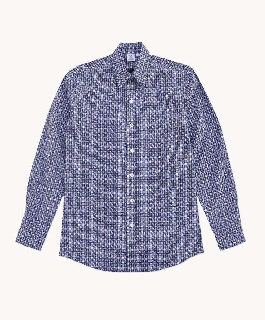 Pineapple Men's Casual Shirt