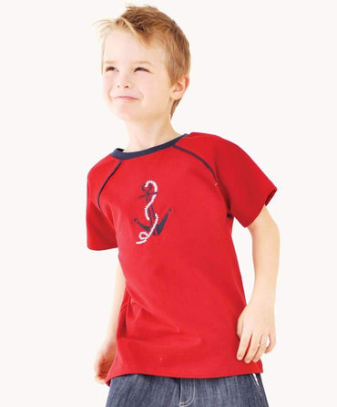 Red Anchor T-Shirt