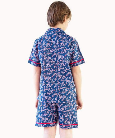Ships Ahoy Cotton Pyjamas