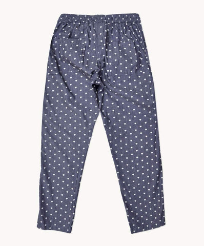 Sweet Heart Denim PJ Trouser