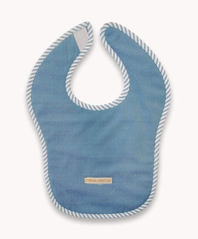 Tile Cotton Bib