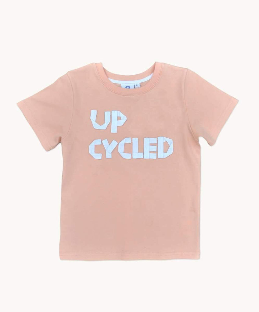 Up-Cycled Unisex Organic T-Shirt