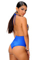 Body azul con transparencia