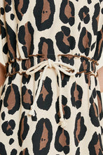Load image into Gallery viewer, Lenore's Leopard Dress