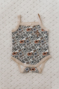 Piper Bug Frilly Singlet