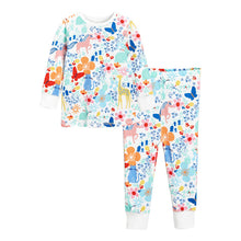 Load image into Gallery viewer, Enchanted Forest Girls PJ's