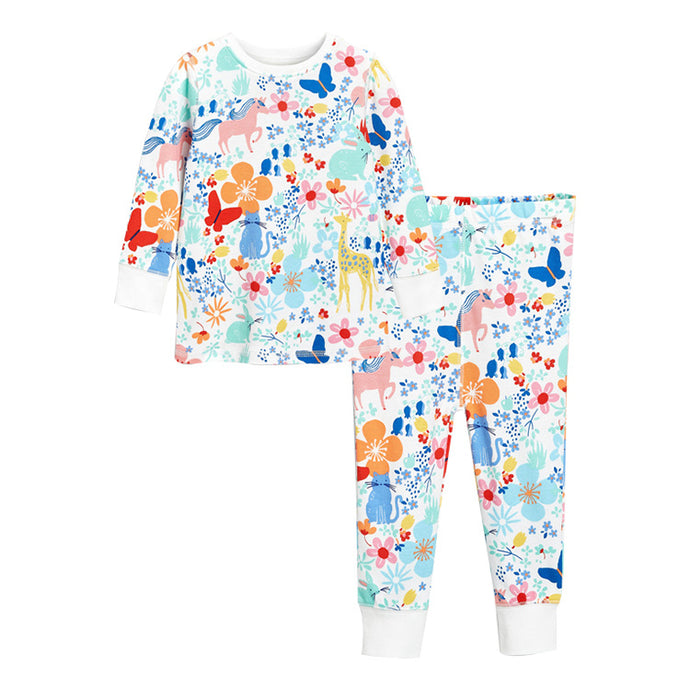Enchanted Forest Girls PJ's