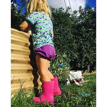 Load image into Gallery viewer, Girls Dino Gumboot