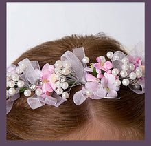 Load image into Gallery viewer, Floral Headpiece