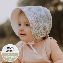 Load image into Gallery viewer, Reversible Sun Bonnet
