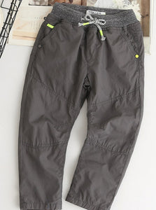 Boys Winter Cargo Pant
