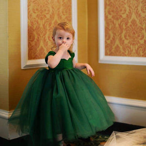 Grace's Green Dress