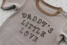Load image into Gallery viewer, Daddys Little Love Romper/Tee