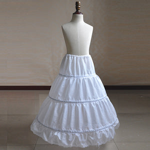 Girls Wired Petticoat for Ballgowns