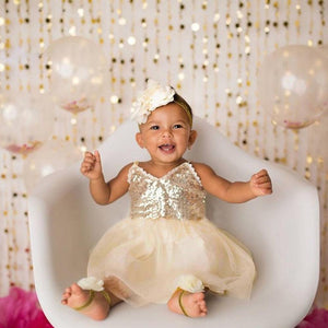 All that Glitters Tutu Dress