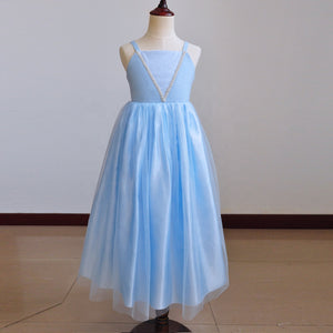 Elsa Frozen Summer Dress