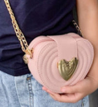 Load image into Gallery viewer, Heart Handbag