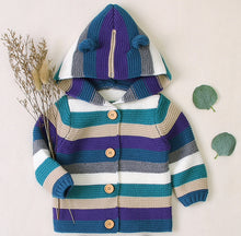 Load image into Gallery viewer, Boho Baby Cardigans
