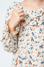 Load image into Gallery viewer, Anna's Floral Boho Dress