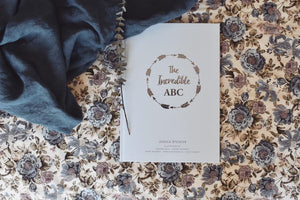 The Incredible ABC Book