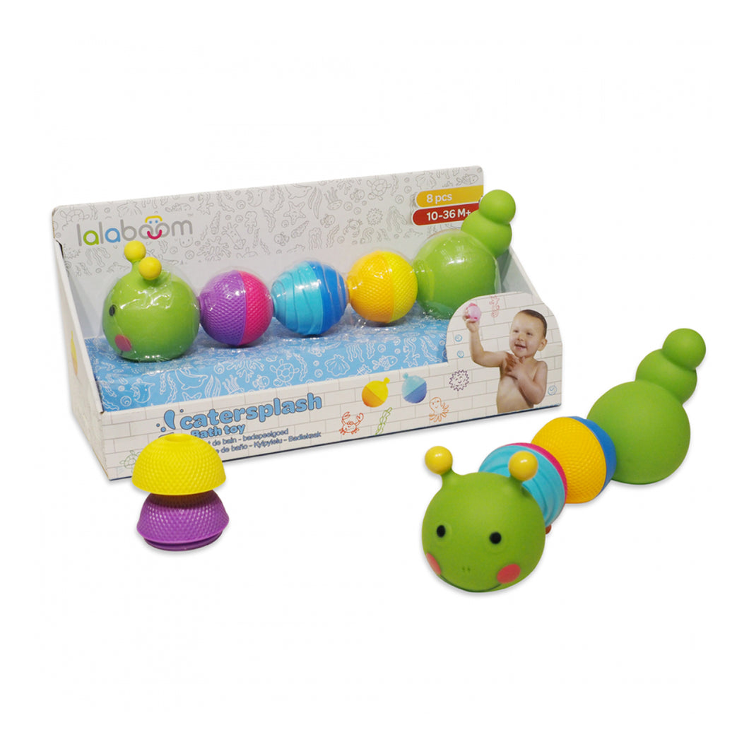 Lalaboom Catersplash Bath Toy