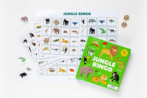 Jungle Bingo
