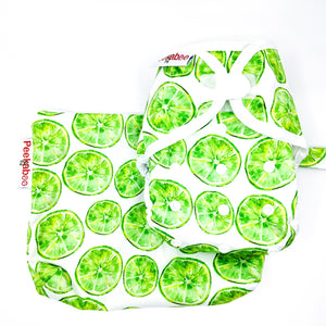 Peekaboo Newborn Reusable Nappy