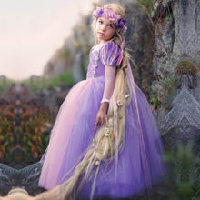 Load image into Gallery viewer, Rapunzel Tangled Costume