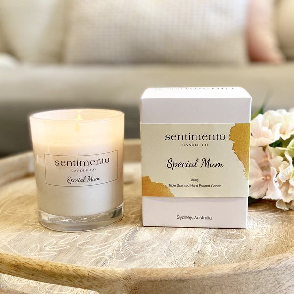 Sentimento Soy Candles
