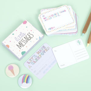 Little Messages Cards