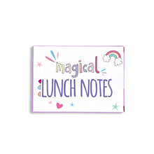 Load image into Gallery viewer, Magical Lunch Notes
