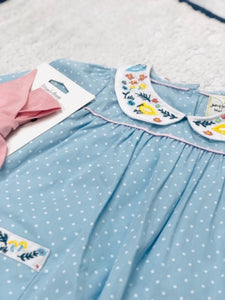 Isla Peter-pan Collar Dress